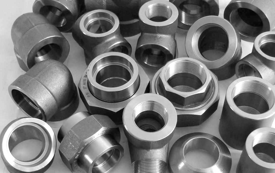 Alloy 20 High Pressure Forged Fittings