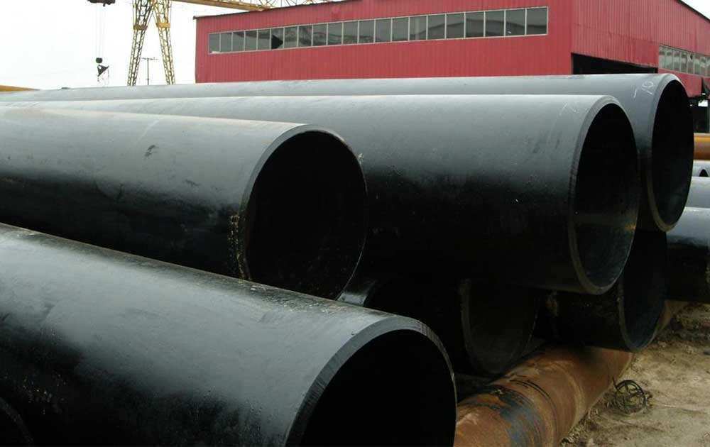 Carbon Steel ASTM A333 Gr.6 Pipes