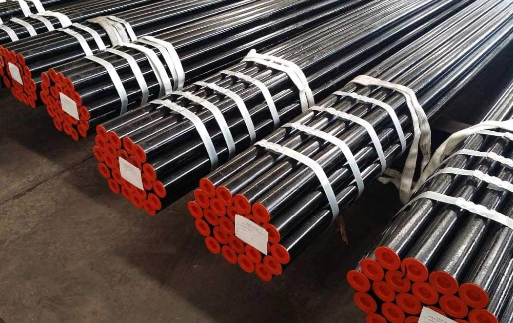 Carbon Steel ASTM A53 GR.B Pipes