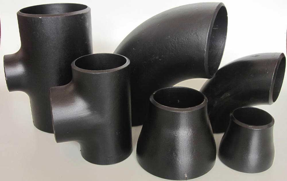 Carbon Steel ASTM A234 Buttweld Pipe Fittings