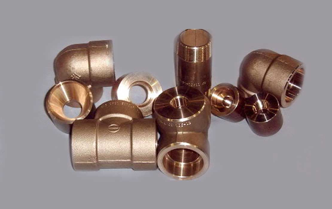 Copper C12200 High Pressure Forged Fittings