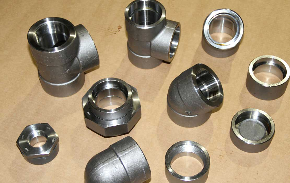 Hastelloy B2 High Pressure Forged Fittings