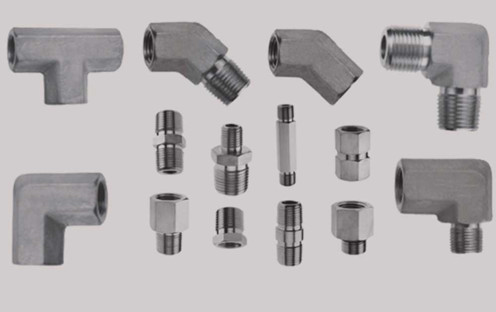 Monel 400 High Pressure Pipe Fittings