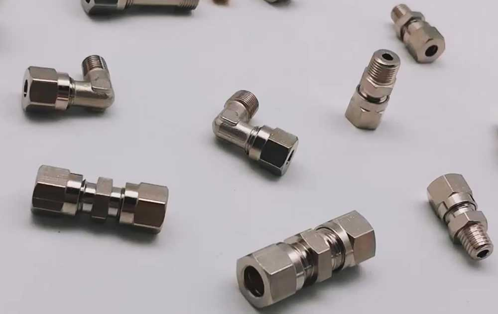 Hastelloy B3 Compression Tube Fittings