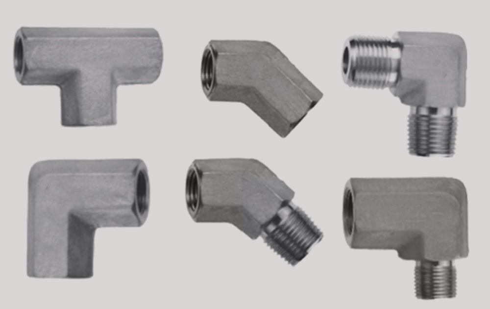 Hastelloy Alloy C22 High Pressure Pipe Fittings