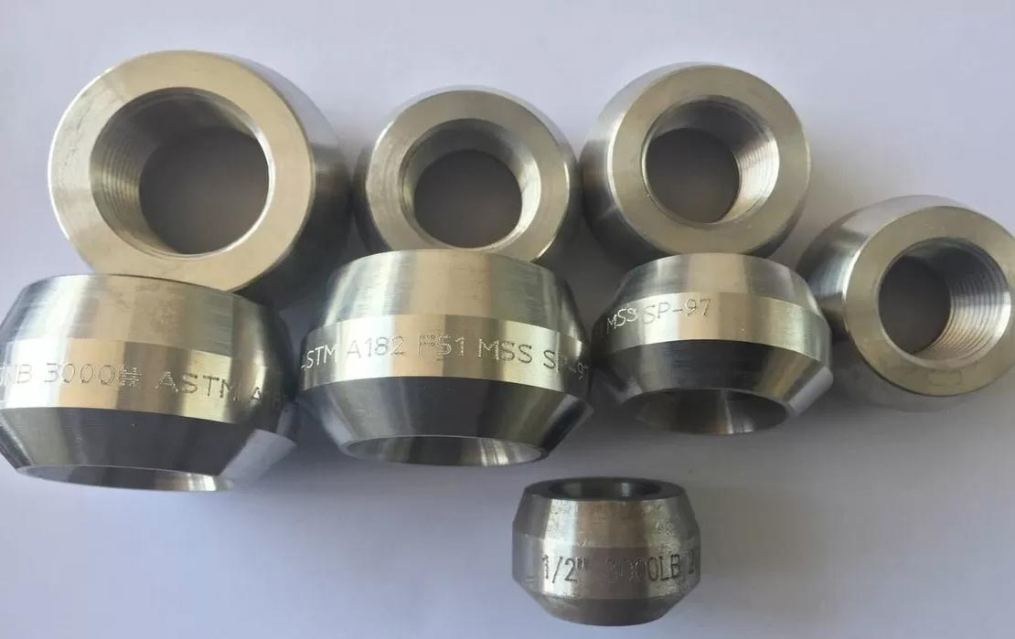 Hastelloy C276 Outlets Branch Fittings