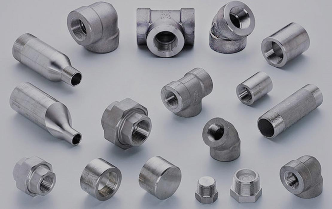 Incoloy 825 High Pressure Forged Fittings