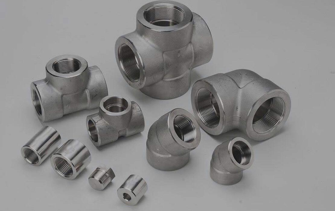 Incoloy 925 High Pressure Forged Fittings
