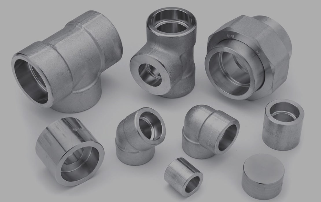 Inconel 600 High Pressure Forged Fittings
