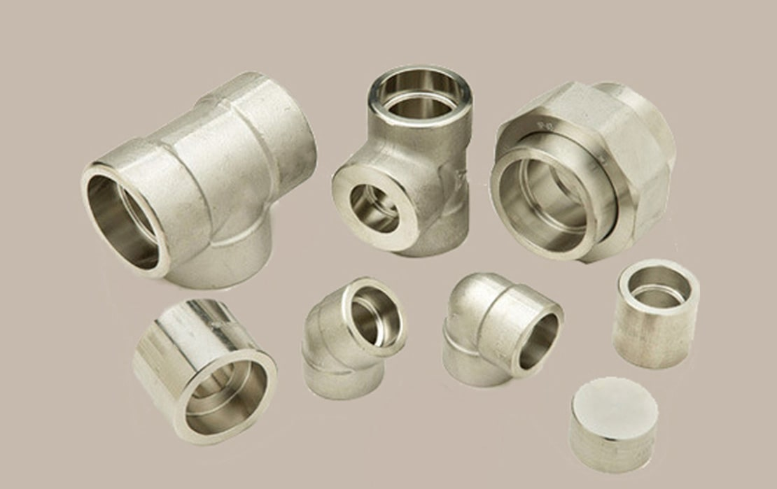 Inconel 601 High Pressure Forged Fittings