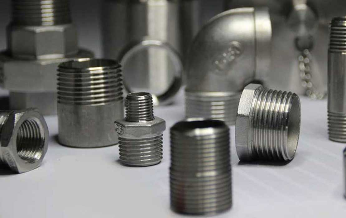 Nickel 201 High Pressure Forged Fittings