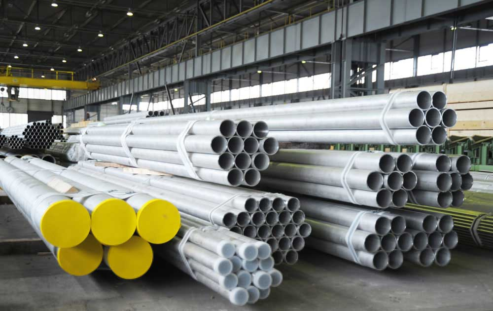 Nickel Alloy 201 Pipes