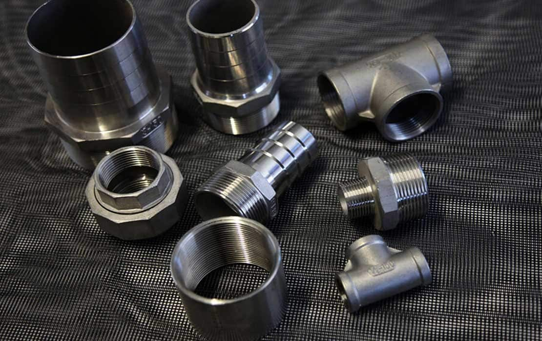 SMO 254 High Pressure Forged Fittings