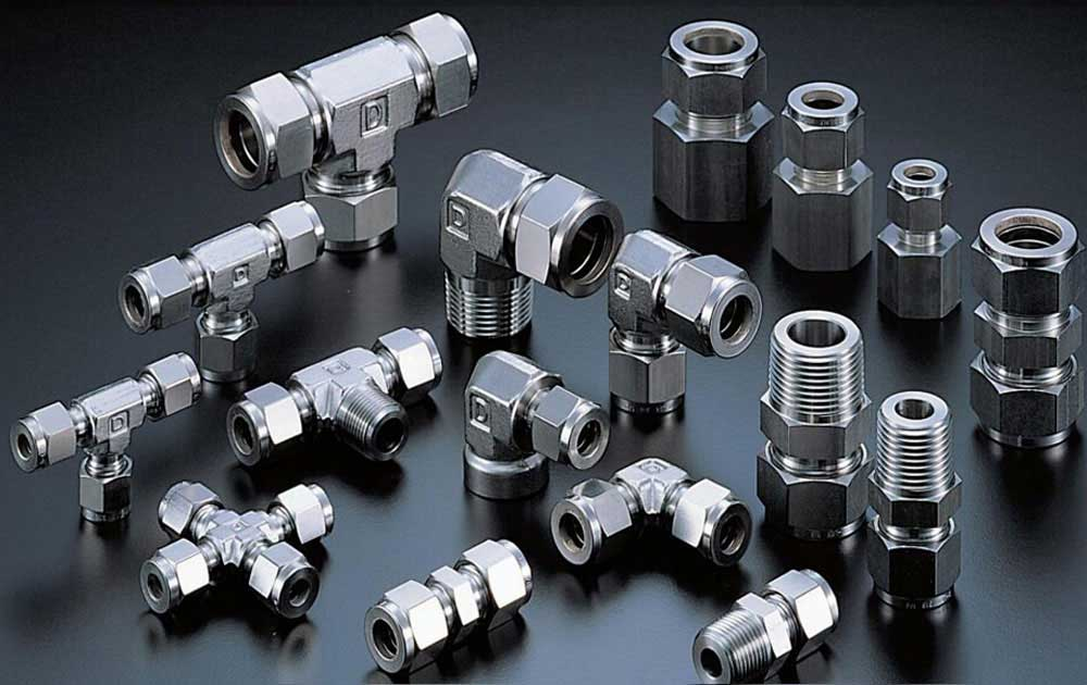 Incoloy 800 / 800H / 800HT Compression Tube Fittings