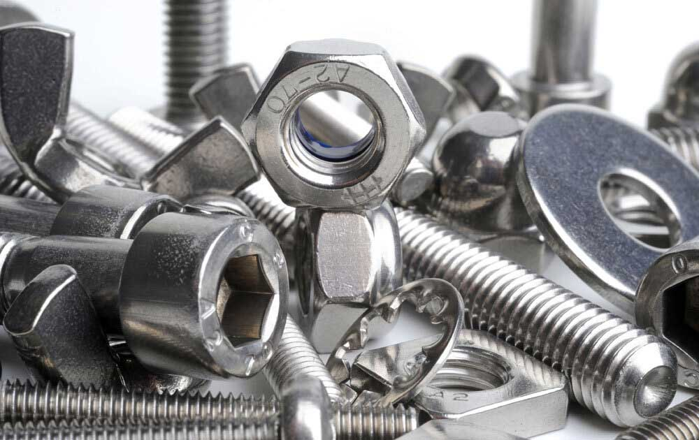 Stainless Steel 304/304l/304H Fasteners