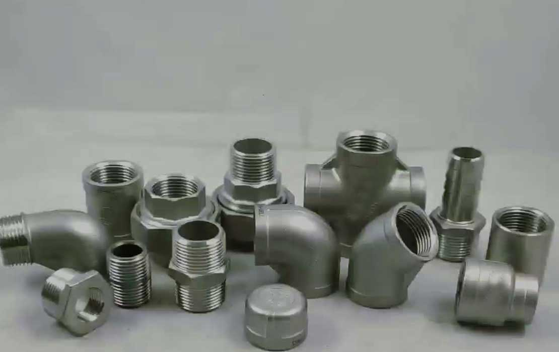 Titanium Gr.5 High Pressure Forged Fittings